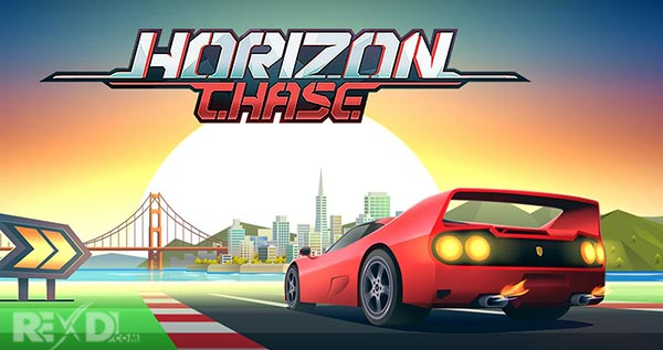Horizon Chase World Tour