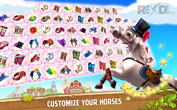 Horse Haven World Adventures Mobile