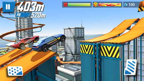 Hot Wheels: Race Off 1 1 11595 Apk + Mod (Money/Unlocked) Android