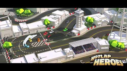 Hotlap Heroes Apk