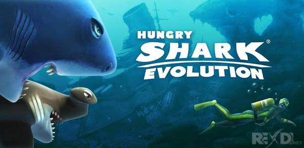 Rexdl.com Hungry Shark Evolution 5.7.0 Apk Mod for Android Revdl.com