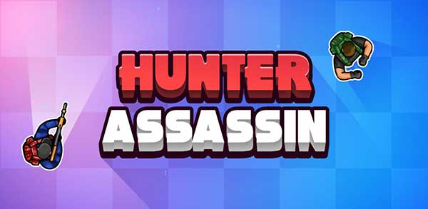 Hunter Assassin Cover