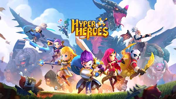 Hyper Heroes: Marble-Like RPG 1 0 6 87520 Apk + (MOD) for