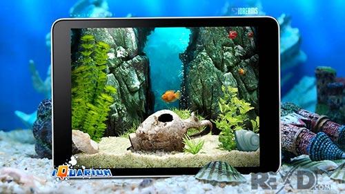 iQuarium – virtual fish for Android