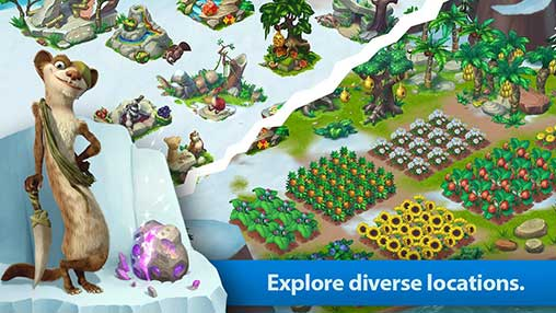 Ice Age World Apk