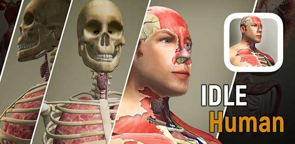 Idle Human Mod
