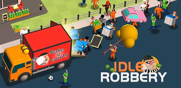 Idle Robbery Cover