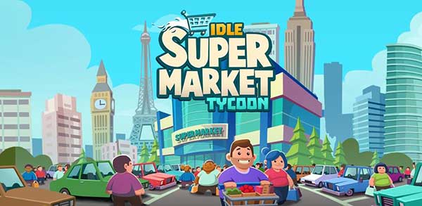 Idle Supermarket Tycoon 1 4 1 Apk + Mod (Coins) for Android