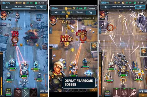 Idle War Heroes Apk