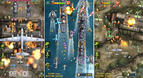 iFighter 2 The Pacific 1942 Apk
