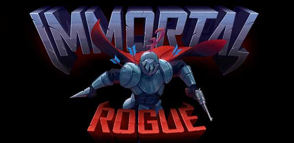 Immortal Rogue Cover