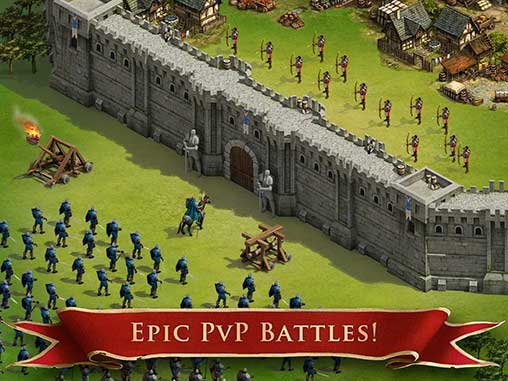 Imperia Online - Strategy MMO Apk