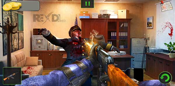Infected Town Apk