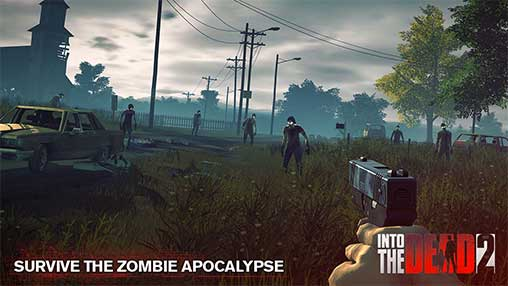 Into the Dead 2 1 24 0 Apk Mod (Vip/Unlimited Money) + Data Android