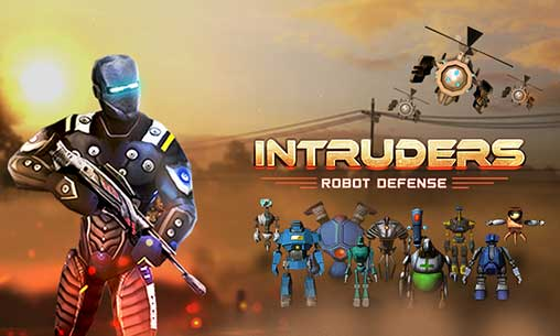 INTRUDERS Robot Defense