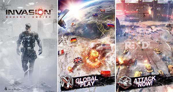 Invasion Modern Empire Apk