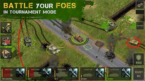 Iron 5 Tanks Apk