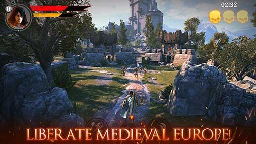 Hoja de hierro - Leyendas medievales Apk