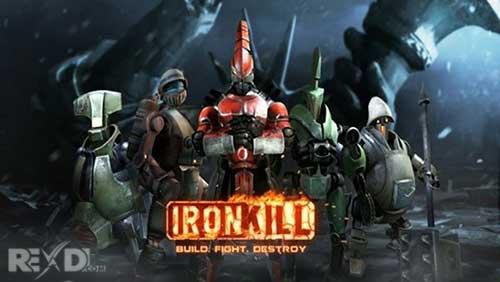 Iron Kill Robots vs Robots