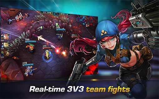 Iron League Apk