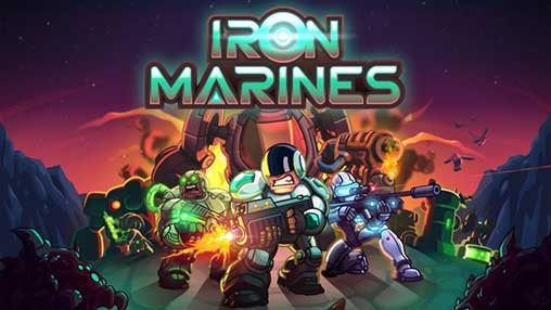 iron marines mod apk 1.5.0