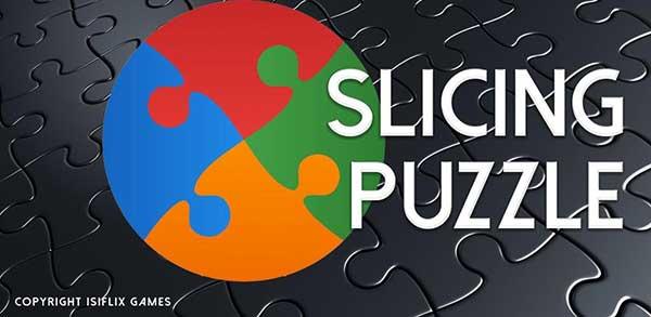 Isiflix Slicing Puzzle