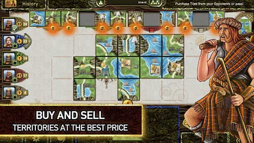 Isle of Skye: The Tactical Board Game Apk