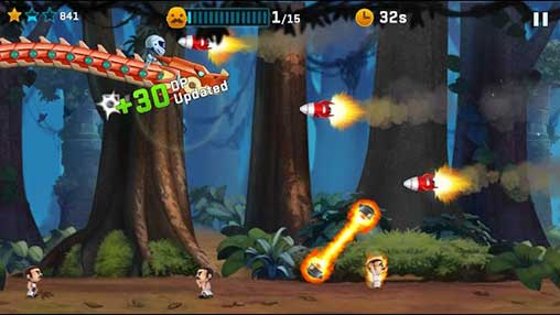 Jetpack Joyride India Exclusive Apk