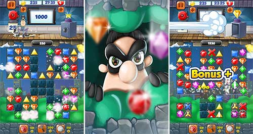 Jewel Blast Match 3 Game Apk