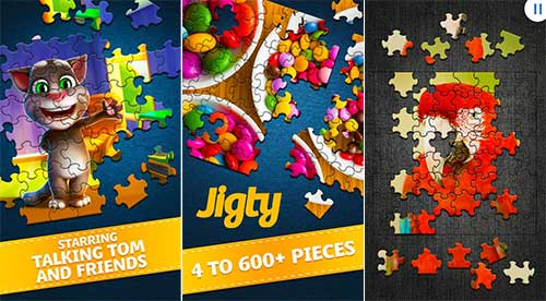 Jigty Jigsaw Puzzles 3 7 Apk + Full for Android
