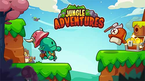 Jungle Adventures of Mario