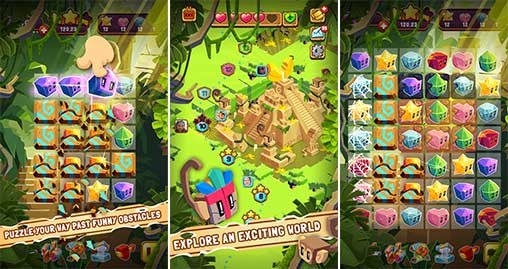 Jungle Cubes Apk