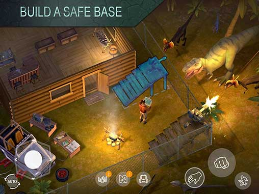 Jurassic Survival 2 7 0 Apk Mod Free Craft For Android