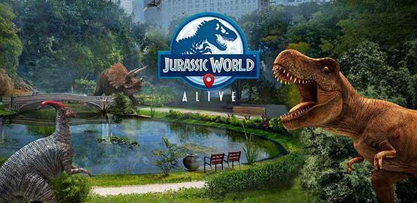 Jurassic World Alive Mod
