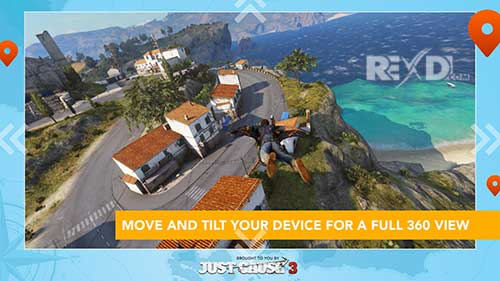 Just Cause 3 WingSuit Tour Apk