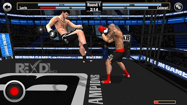 Kickboxing Road To Champion P Apk
