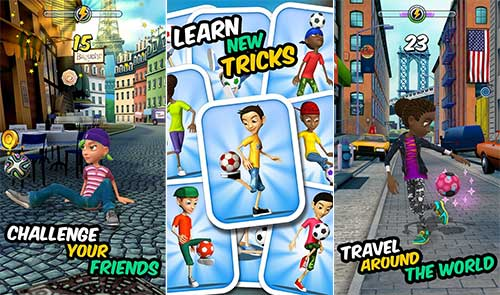Kickerinho World Apk