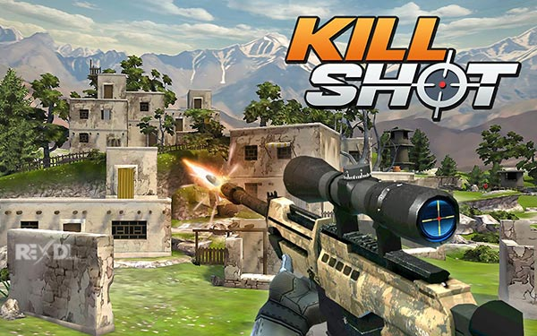 Kill Shot 3.5 Apk Mod for Android