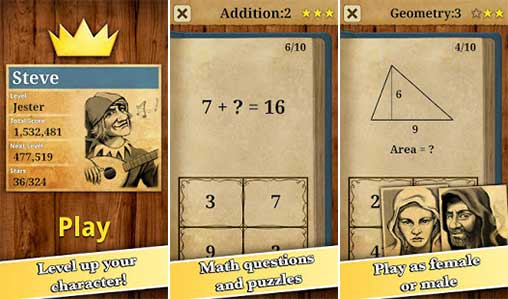 King of Math Apk