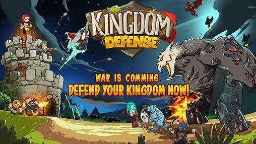 Kingdom Defense: Epic Hero War