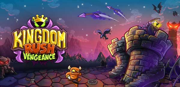 Kingdom Rush Vengeance 1.7.4 Apk + MOD (Gems/Towers) + Data Android