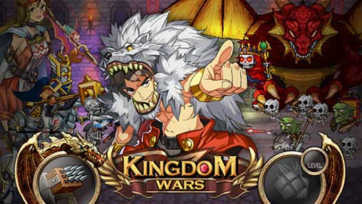 Image result for kingdom wars mod apk
