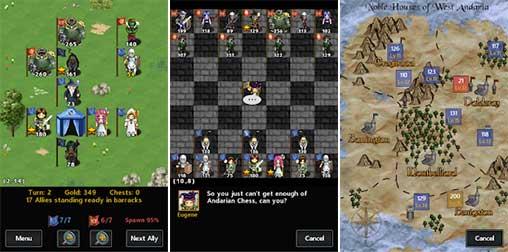 Kingturn RPG Apk