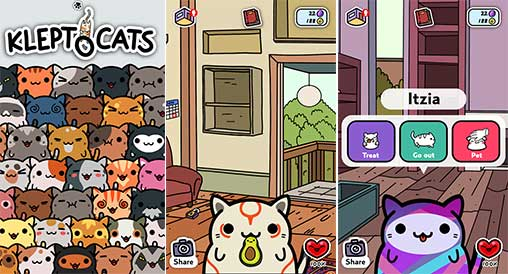 Kleptocats 5 8 Apk Mod Unlimited Money For Android