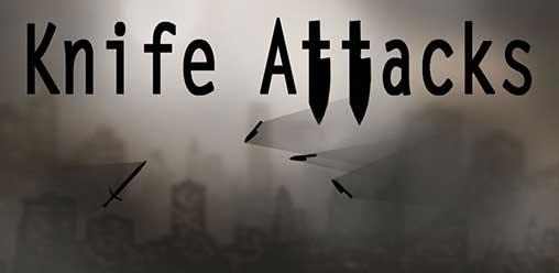 Knife Attacks Stickman Battle
