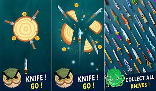 Knife Frenzy Apk