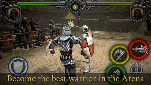 Knights Fight Medieval Arena Apk