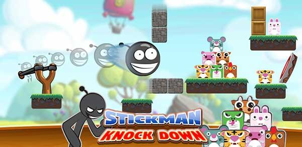 Knockdown : Slingshot Ace Mod