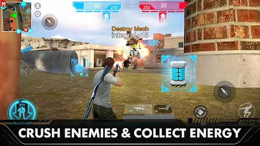 Last Battleground: Mech Apk