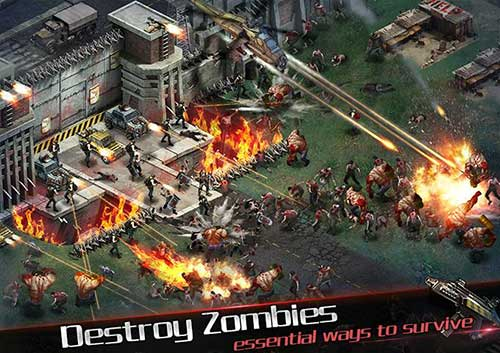 Last Empire-War Z Apk